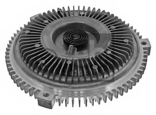 Сцепление вентилятора радиатора FEBI BILSTEIN 18684 - изображение