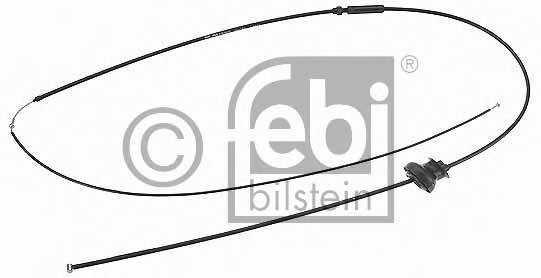 Тросик замка капота FEBI BILSTEIN 18731 - изображение