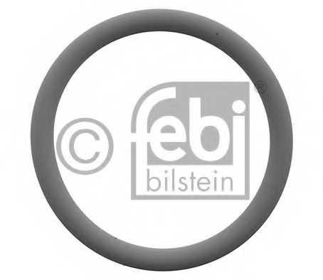 Прокладка, фланец охлаждающей жидкости FEBI BILSTEIN 18768 - изображение