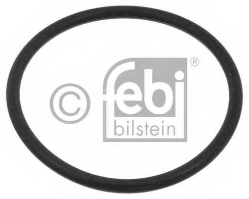 Прокладка, фланец охлаждающей жидкости FEBI BILSTEIN 18774 - изображение