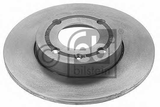 Тормозной диск FEBI BILSTEIN 18841 - изображение
