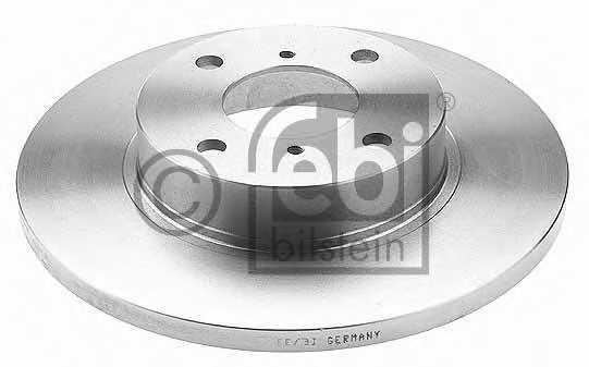Тормозной диск FEBI BILSTEIN 18888 - изображение