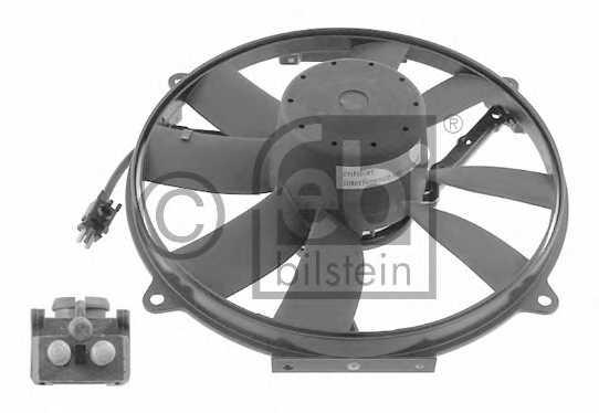 Вентилятор конденсатора кондиционера FEBI BILSTEIN 18930 - изображение