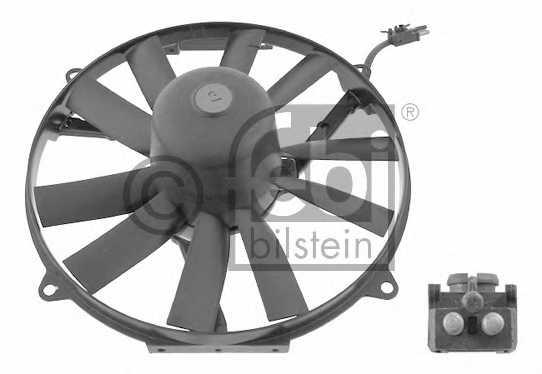 Вентилятор конденсатора кондиционера FEBI BILSTEIN 18931 - изображение