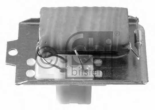 Сопротивление вентилятора салона FEBI BILSTEIN 19024 - изображение