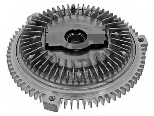 Сцепление вентилятора радиатора FEBI BILSTEIN 19056 - изображение