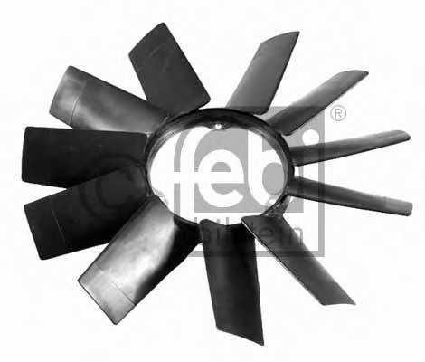 Крыльчатка вентилятора охлаждения двигателя FEBI BILSTEIN 19257 - изображение
