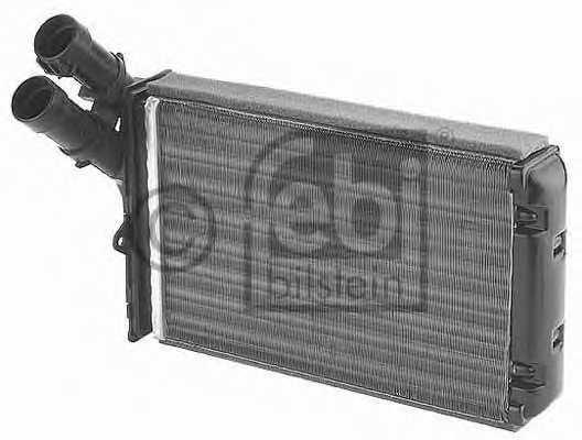 Радиатор отопления салона FEBI BILSTEIN 19323 - изображение
