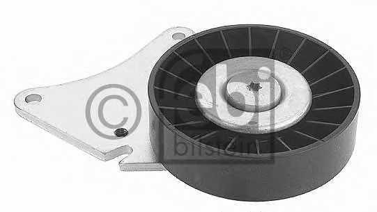Паразитный / ведущий ролик поликлинового ременя FEBI BILSTEIN 19354 - изображение