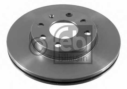 Тормозной диск FEBI BILSTEIN 19508 - изображение