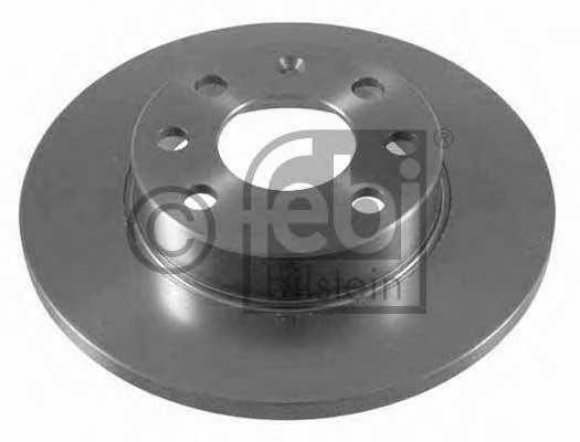 Тормозной диск FEBI BILSTEIN 19510 - изображение