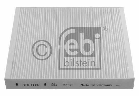 Фильтр салонный FEBI BILSTEIN 19590 - изображение