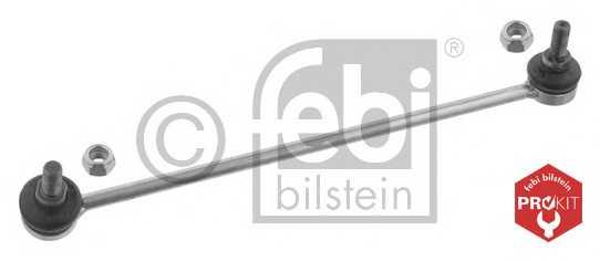 Тяга / стойка стабилизатора FEBI BILSTEIN 19668 - изображение