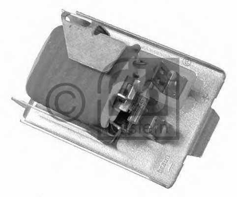 Сопротивление вентилятора салона FEBI BILSTEIN 19770 - изображение