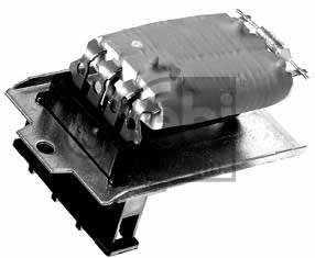 Сопротивление вентилятора салона FEBI BILSTEIN 19772 - изображение