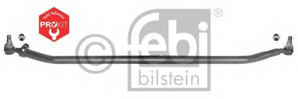 Поперечная рулевая тяга FEBI BILSTEIN 19898 - изображение