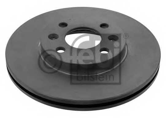 Тормозной диск FEBI BILSTEIN 19925 - изображение