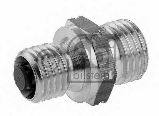 Соединительный патрубок, дозатор (система впрыска) FEBI BILSTEIN 19947 - изображение