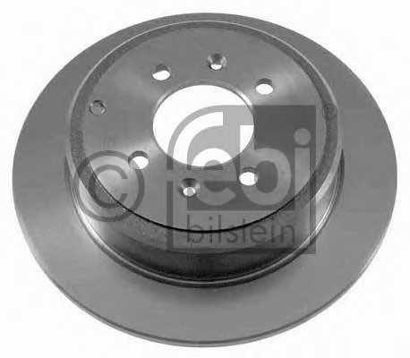 Тормозной диск FEBI BILSTEIN 21122 - изображение