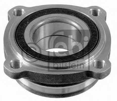Комплект подшипника ступицы колеса FEBI BILSTEIN 21166 - изображение