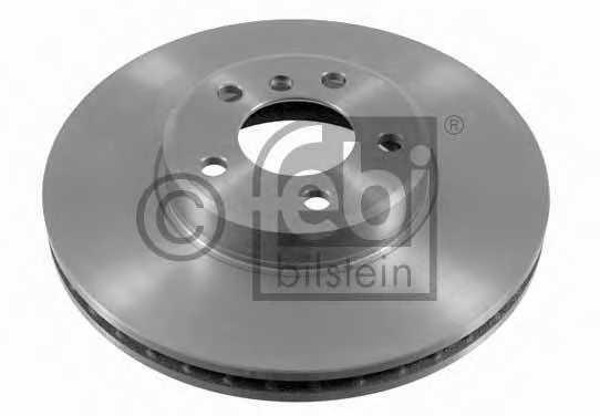 Тормозной диск FEBI BILSTEIN 21177 - изображение