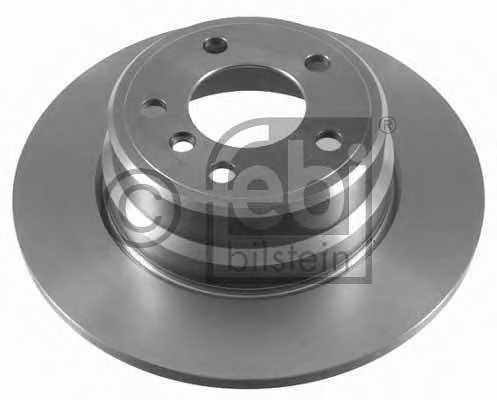 Тормозной диск FEBI BILSTEIN 21178 - изображение