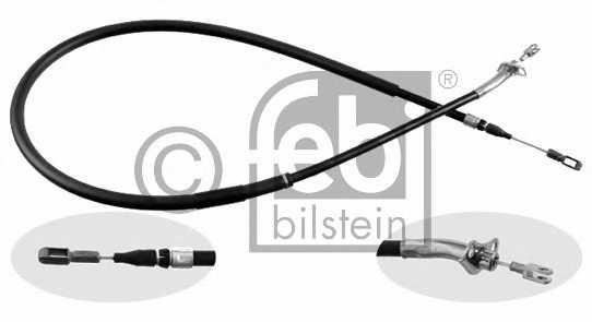 Трос стояночной тормозной системы FEBI BILSTEIN 21263 - изображение