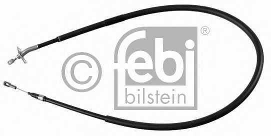 Трос стояночной тормозной системы FEBI BILSTEIN 21264 - изображение