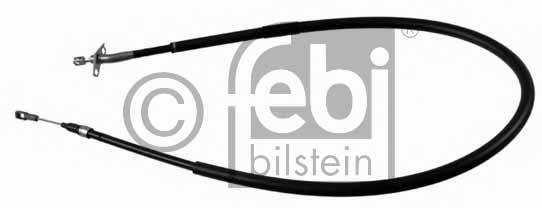 Трос стояночной тормозной системы FEBI BILSTEIN 21265 - изображение