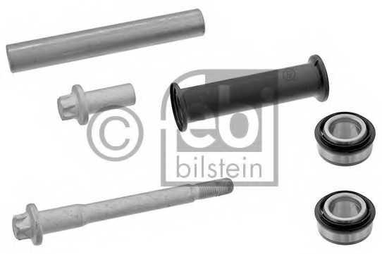 Комплект подшипника балки моста FEBI BILSTEIN 21402 - изображение