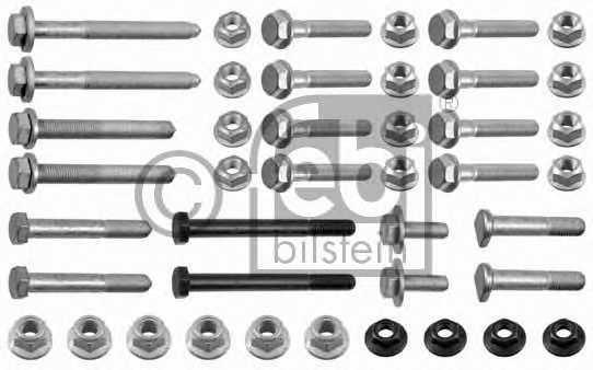 Монтажный комплект рычага независимой подвески колеса FEBI BILSTEIN 21498 - изображение