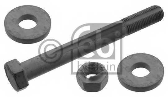 Монтажный комплект рычага независимой подвески колеса FEBI BILSTEIN 21560 - изображение