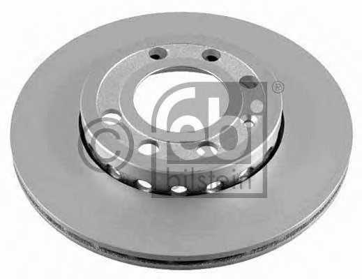Тормозной диск FEBI BILSTEIN 21580 - изображение