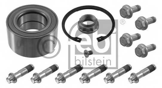 Комплект подшипника ступицы колеса FEBI BILSTEIN 21668 - изображение