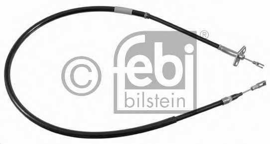 Трос стояночной тормозной системы FEBI BILSTEIN 21783 - изображение