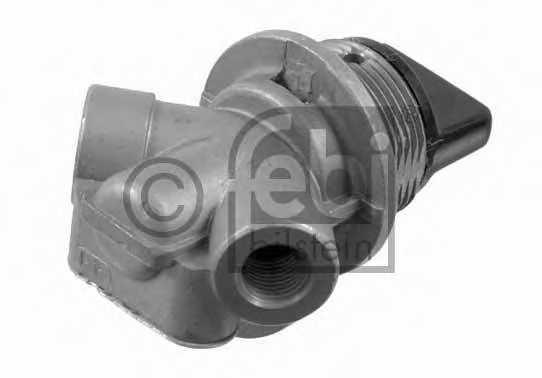 Электромагнитный клапан, цилиндр переключения FEBI BILSTEIN 21863 - изображение