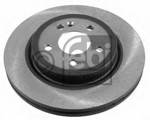 Тормозной диск FEBI BILSTEIN 21921 - изображение