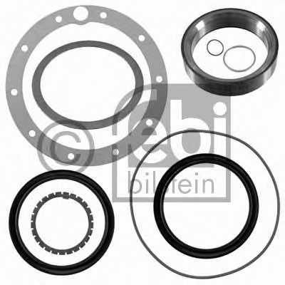 Комплект прокладок, ступица колеса FEBI BILSTEIN 21947 - изображение
