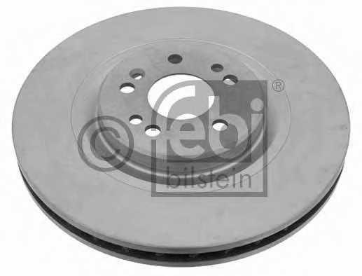 Тормозной диск FEBI BILSTEIN 21950 - изображение