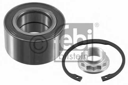 Комплект подшипника ступицы колеса FEBI BILSTEIN 21954 - изображение