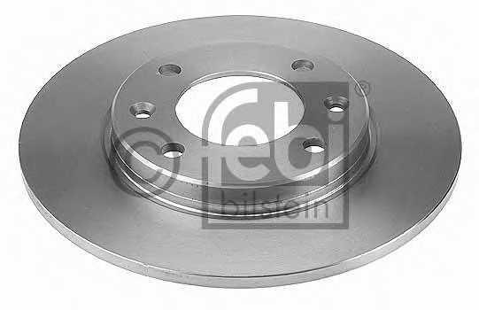 Тормозной диск FEBI BILSTEIN 21966 - изображение