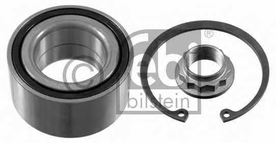 Комплект подшипника ступицы колеса FEBI BILSTEIN 21996 - изображение