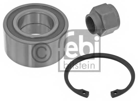 Комплект подшипника ступицы колеса FEBI BILSTEIN 22006 - изображение
