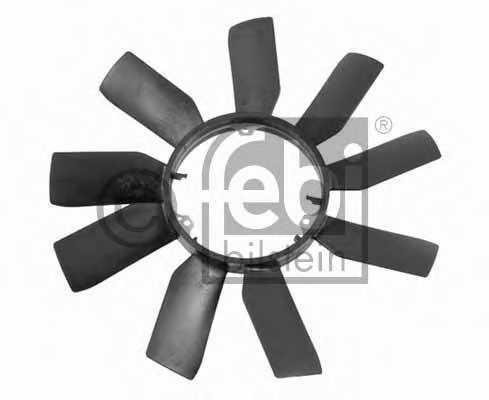Крыльчатка вентилятора охлаждения двигателя FEBI BILSTEIN 22074 - изображение