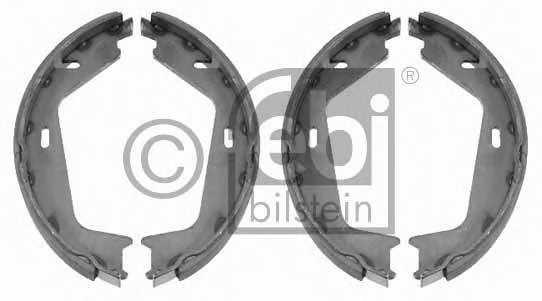 Комплект колодок стояночной тормозной системы FEBI BILSTEIN 22154 - изображение