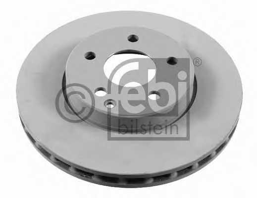 Тормозной диск FEBI BILSTEIN 22156 - изображение