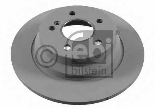 Тормозной диск FEBI BILSTEIN 22160 - изображение