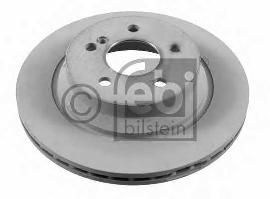 Тормозной диск FEBI BILSTEIN 22162 - изображение
