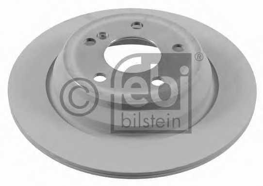 Тормозной диск FEBI BILSTEIN 22205 - изображение