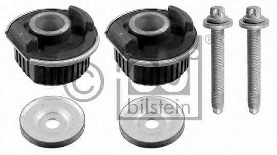 Комплект подшипника балки моста FEBI BILSTEIN 22266 - изображение